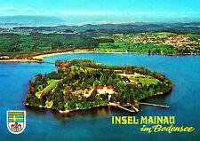 Insel Mainau im Bodensee , ungel. Ansichtskarte