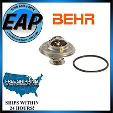 For VW Golf Jetta Passat Audi A4 A6 A8 S4 BEHR 80c Engine Coolant Thermostat NEW