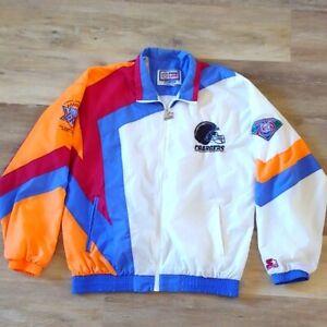STARTER NFL Proline Super Bowl 29 San Diego Chargers Jacket Size L