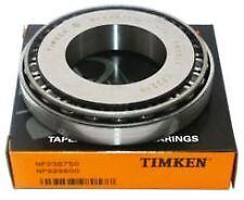 2 X M32 & M20 caja de cambios delantero/inferior MAINSHAFT rodamientos Timken NP238750/NP9298001