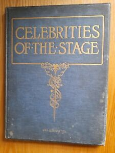 Celebrities Of The Stage Edited By Boyle Lawrence