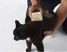 Small Sleekez Shedding Grooming Tool Calms Cat Removes Hair Reduce Hairball Hack