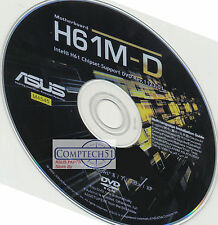 ASUS H61M-D MOTHERBOARD DRIVERS M4545 WIN 10 DUAL LAYER DISK
