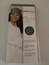 Migraine Wrap  Gel-Filled Heat or Cold Therapy  Brand New