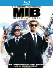 Men in Black: International (Blu-ray Disc,2019)