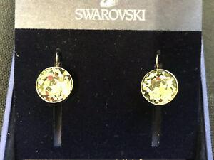Genuine Vintage Swarovski Drop Earrings