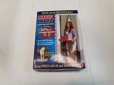 "Magic Mesh Hands-Free Screen Door 83""x39"""