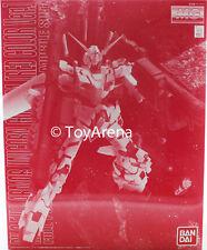 Gundam Unicorn 1/100 MG RX-O Full Armor Unicorn Gundam Red Color Ver Exclusive