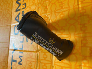 Scotty Cameron Headcover Art Of Putting