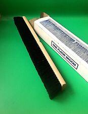 """KEIFER PUSH BROOM HEAD 3030 24"""" Black Synthetic On Wood Brush"""