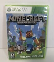 Minecraft Xbox 360 Edition - Game Disc & Case - No Manual - Tested