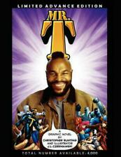 Mr. T: Limited Advance Edition Graphic Novel by Christopher Bunting (English) Pa