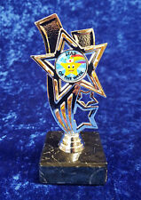 Star of the Week Silver Trophy Award School Competition FREE engraving