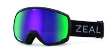 Zeal Nomad Goggles Dark Night Jade Mirror 11500 New