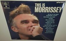 MORRISSEY THIS IS MORRISEY (2018) BRAND NEW SEALED VINYL LP