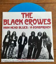 "The Black Crowes - High Head Blues 7"" Blue  Vinyl"