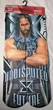 WWE - SETH ROLLINS - PAIR OF CREW LENGTH SOCKS - UNISEX ADULT SIZE 6-12 TY173
