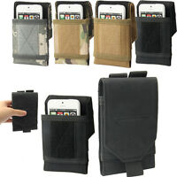 Cordura  Holster Army Belt Pouch Cover for Galaxy S3 S4 S5 iPhone 4 5 5c 6