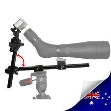 ALUMINUM SPOTTING SCOPE DIGITAL CAMERA ADAPTER ARM -NEW