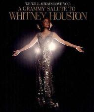 We Will Always Love You: A Grammy Salute by Whitney Houston (DVD, Dec-2012, Arista)