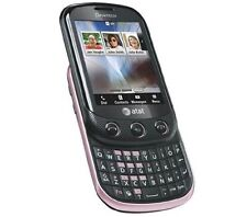 Fair Pantech P6010 Pursuit II AT&T 3G Qwerty Touch Screen GPS Cell Phone PINK