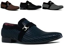 New Mens Slip On Loafers Formal Office Casual Shoes Size UK 6-11