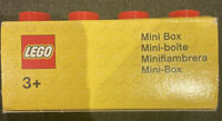 LEGO Large Brick Yellow Lunch Snack Box School Pencil Storage Room Decor USA