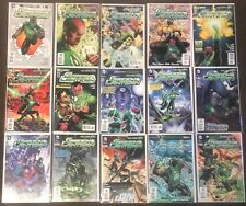 Green Lantern The New 52 #0 1-50 2012 DC annuals variants 1 3D Johns set lot Nm