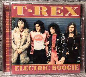 T.REX Electric Boogie CD (1997) PILOT13 *Disc Near Mint* FAST FREE POST