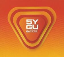 5 YEARS OF GU MUSIC - GLOBAL UNDERGROUND V/A 2CDs (NEW & SEALED)