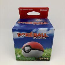 Poké Ball Plus Accessoire (Nintendo Switch) Pokeball Let's go Pokemon - Neuf