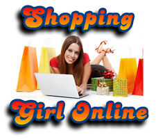 ShoppingGirl-OnLine.com - The Shop That Super-Sells, in Sassy Spending Sprees !