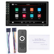 7'' High-definition Bluetooth Car Radio Audio Video MP5 Player for iOS/Android