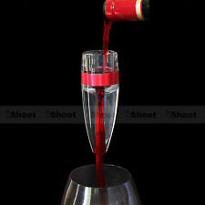 Removable Fast Decanter Unique Detachable Red Wine Essential Aerator with Base