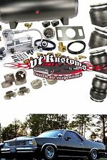 78-88 G-Body Monte Regal Cutlass El Camino Air Ride Suspension Kit