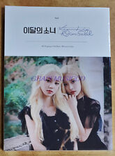 LOONA 이달의소녀 LOOΠΔ Kim Lip & JinSoul SINGLE ALBUM CD + PHOTOCARD SEALED