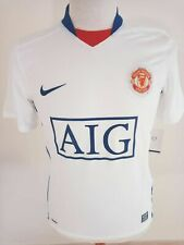 """NEW"" Manchester United Football Away Shirt 2008-2009 (M) Jersey Trikot Maillot"
