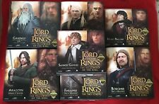 "SET OF 7 Sideshow Lord of the Rings 1:6 Scale 12"" Action Figure Toy Lot NEW"
