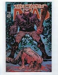 Walking Dead # 100 James Harren Regular Cover NM 15th Anniversary