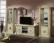 ITALIAN TV STAND  CABINET NEW STYLE CALL 0208 951 5382