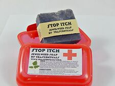 Stop Itch Poison Ivy Soap W/ Jewelweed Removes Urushiol From Poison Ivy Oak