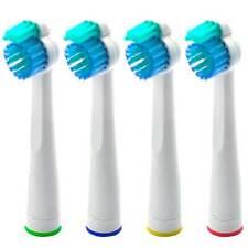 4X Testine spazzolino elettrico Philips Sonicare Sensiflex HX1610 HX1620 HX1630