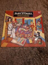 Favourite Fairy Stories read by Laurence Olivier Roger Moore Eric Sykes 1983 LP