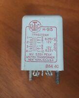 Vintage UTC H-915 Audio Transformer