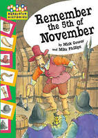 Gowar, Mick, Remember the 5th November: Bk. 5 (Hopscotch Histories), Very Good B