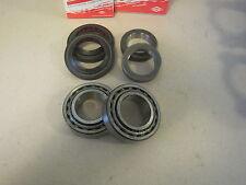 Fits 07-18 Jeep JK Wrangler Dana 44 Rear Axle Bearing w/ seal & lock ring cr