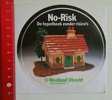 Decal/Sticker: Westland/Utrecht Hypotheekbank (030616102)