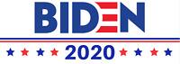 Joe Biden President 2020 Election Campaign Democratic Bumper Stickers Decal Set