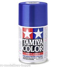 TAMIYA 100 ml TS-50 MICA BLU BRILLANTE LUCIDO 300085050