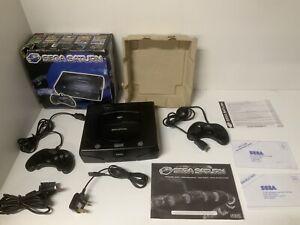 Sega Saturn Video Game Console Boxed - Please Read Description